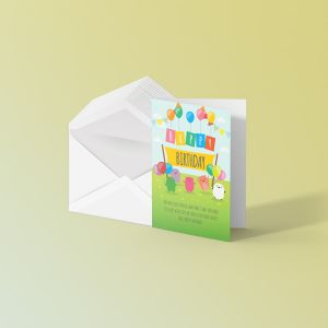 A6 Greeting Cards - Silk